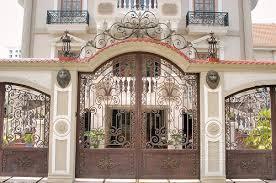 Nhận thi công Cửa cổng, Hàng rào, Lan can, Cầu thang các loại...