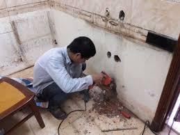 Chống thấm dột các loại trần, tường, tầng hầm, khu wc, bể nước...