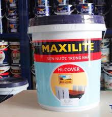 Sơn nội thất Maxilite Hi-Cover