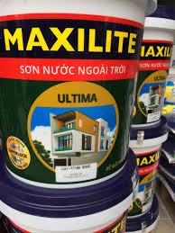 Sơn bóng ngoài trời Maxilite -Utima