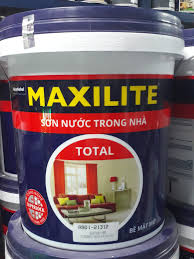 Sơn nội thất Maxilite Total